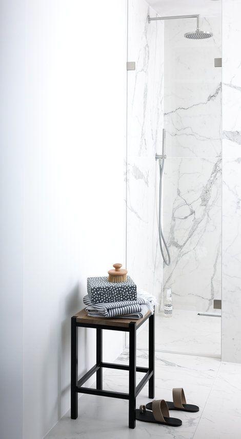 Complete badkamer van Baden+ met luxe hotel-uitstraling. All Marble ...