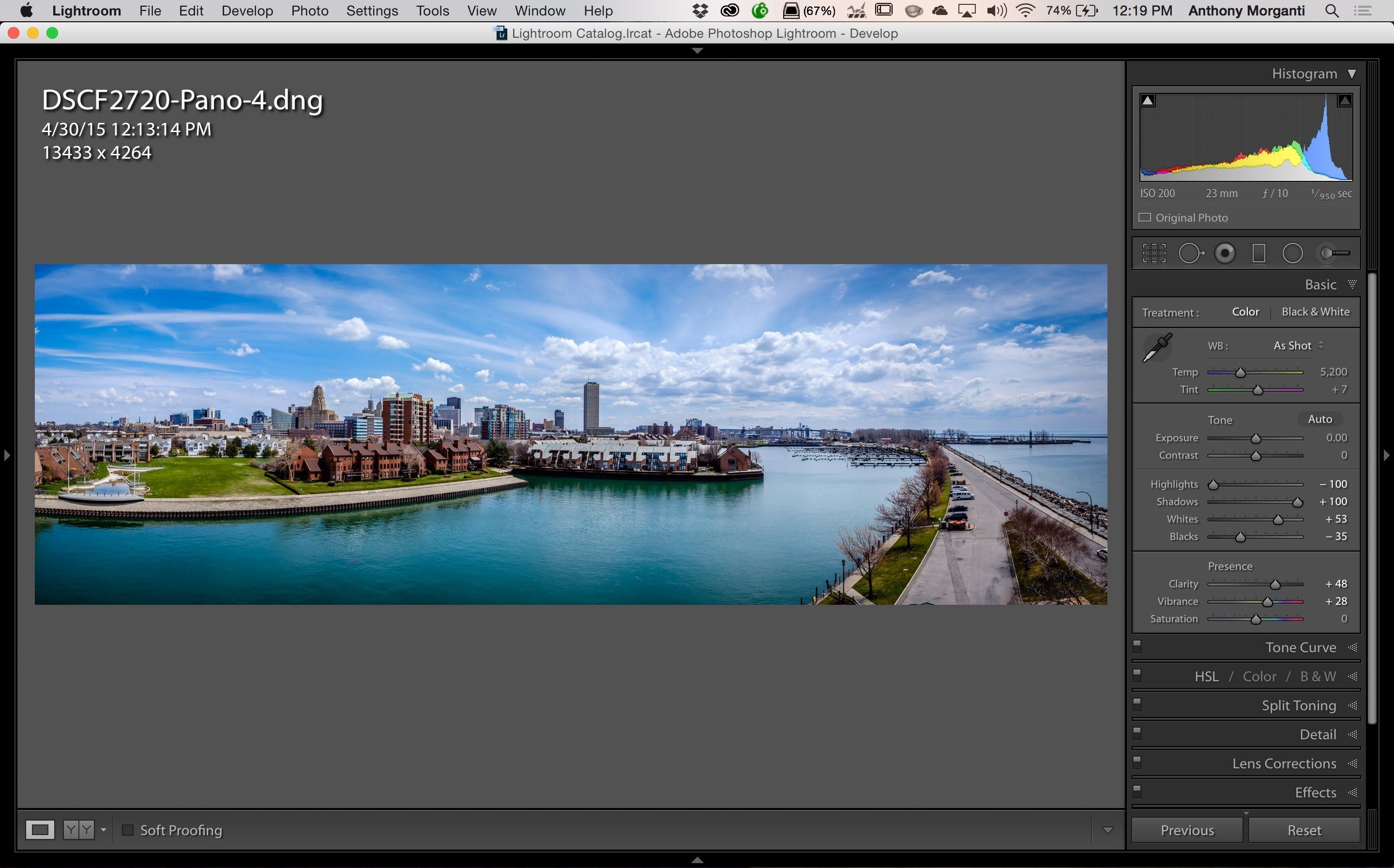 Learn Lightroom 6 Cc Episode 11 Create A Panorama Photoshop Lightroom Learn Lightroom Panorama Photography
