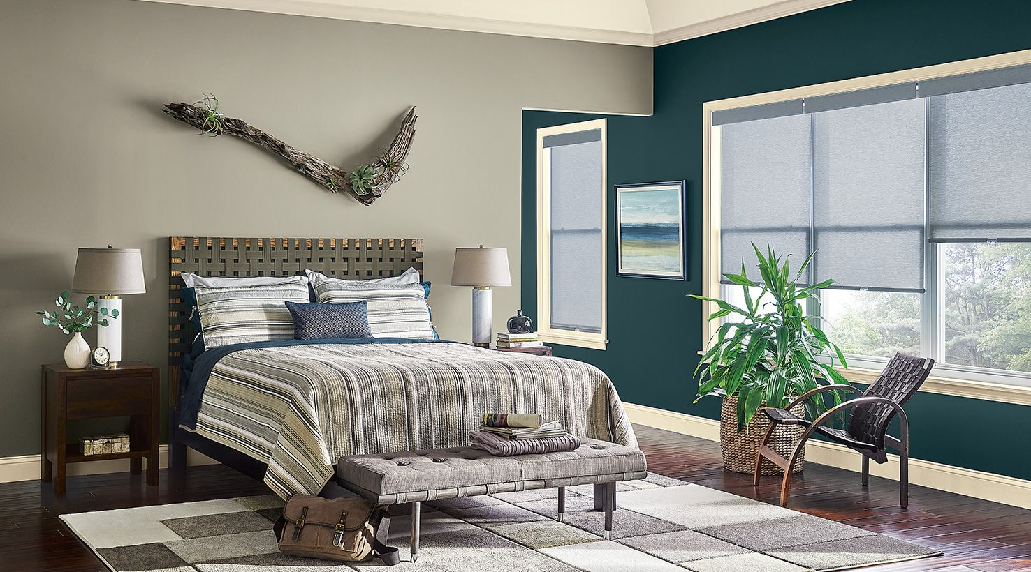 Bedroom Paint Color Ideas Inspiration Gallery Sherwin