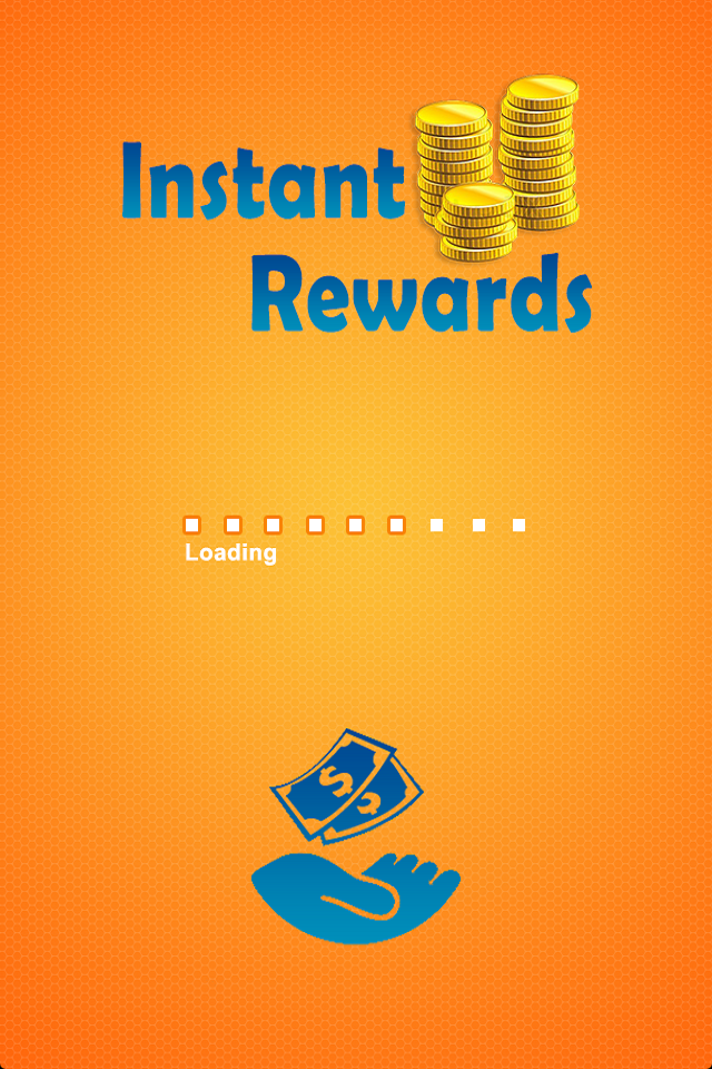 Instant rewards iPhone app Earn Cash, Prizes and More
