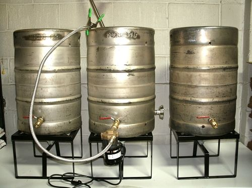 15 5 Gallon All Grain Brewing System All Grain Brewing Home Brewing Brewing