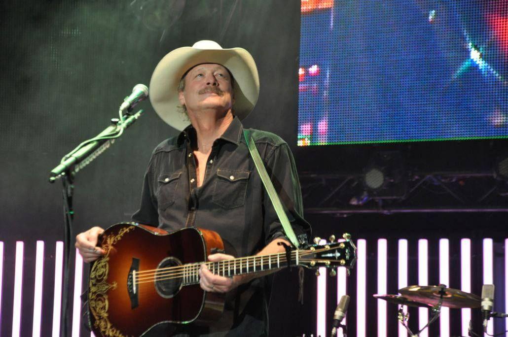 Country Western Singer Songwriter Alan Jackson Alan Jackson