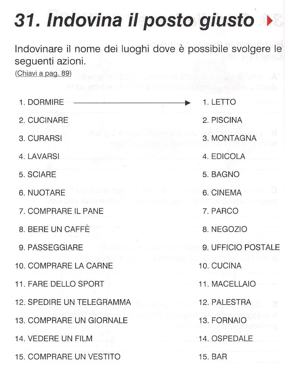 #ClippedOnIssuu from Giochiamo in italiano