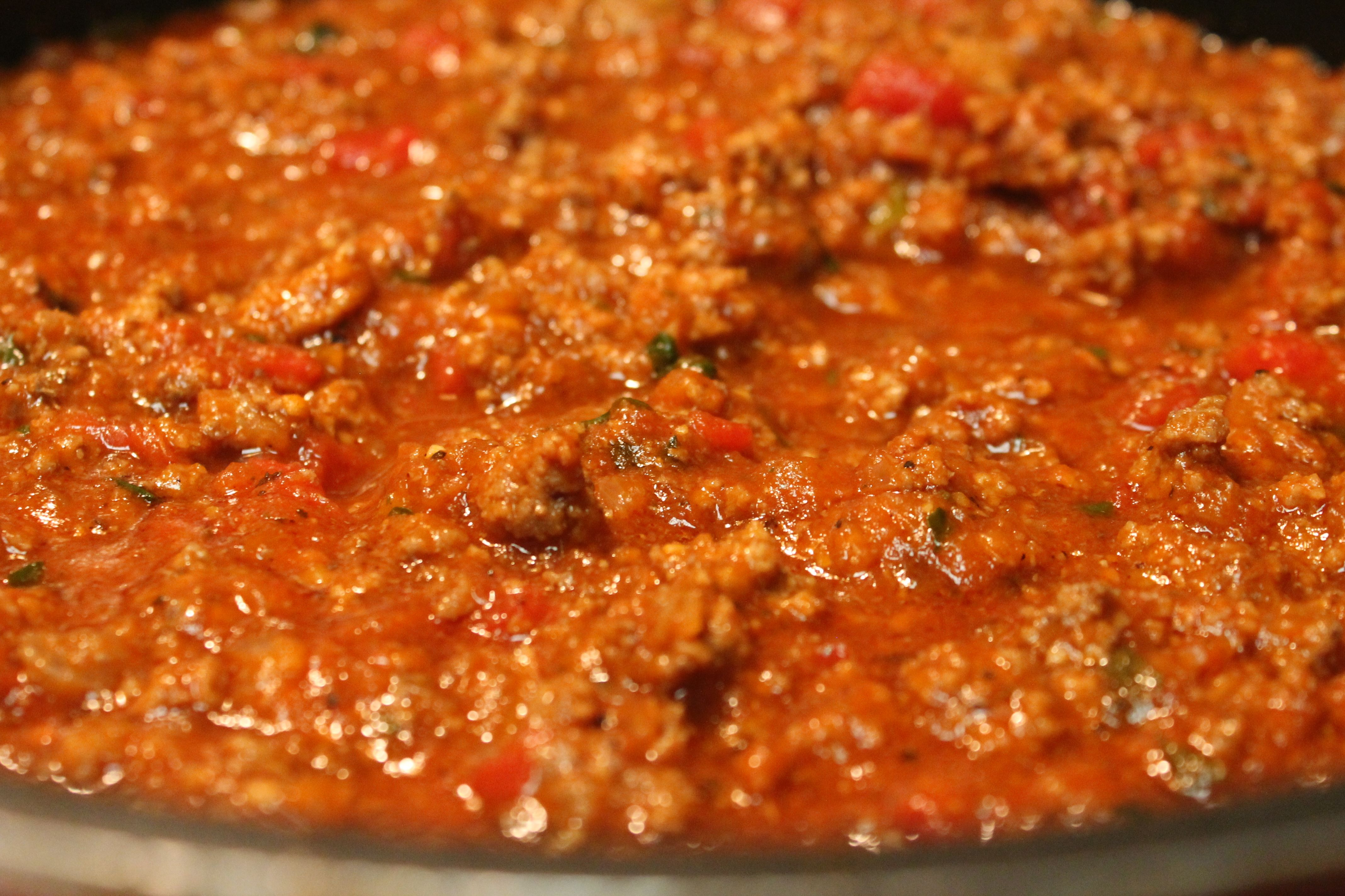 Homemade chili without beans for Chili Cheese Frito Pie