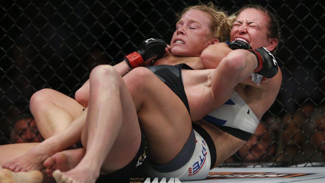 Miesha Tate vs. Holly Holm full fight video highlights | Miesha tate, Ufc,  Ufc belt