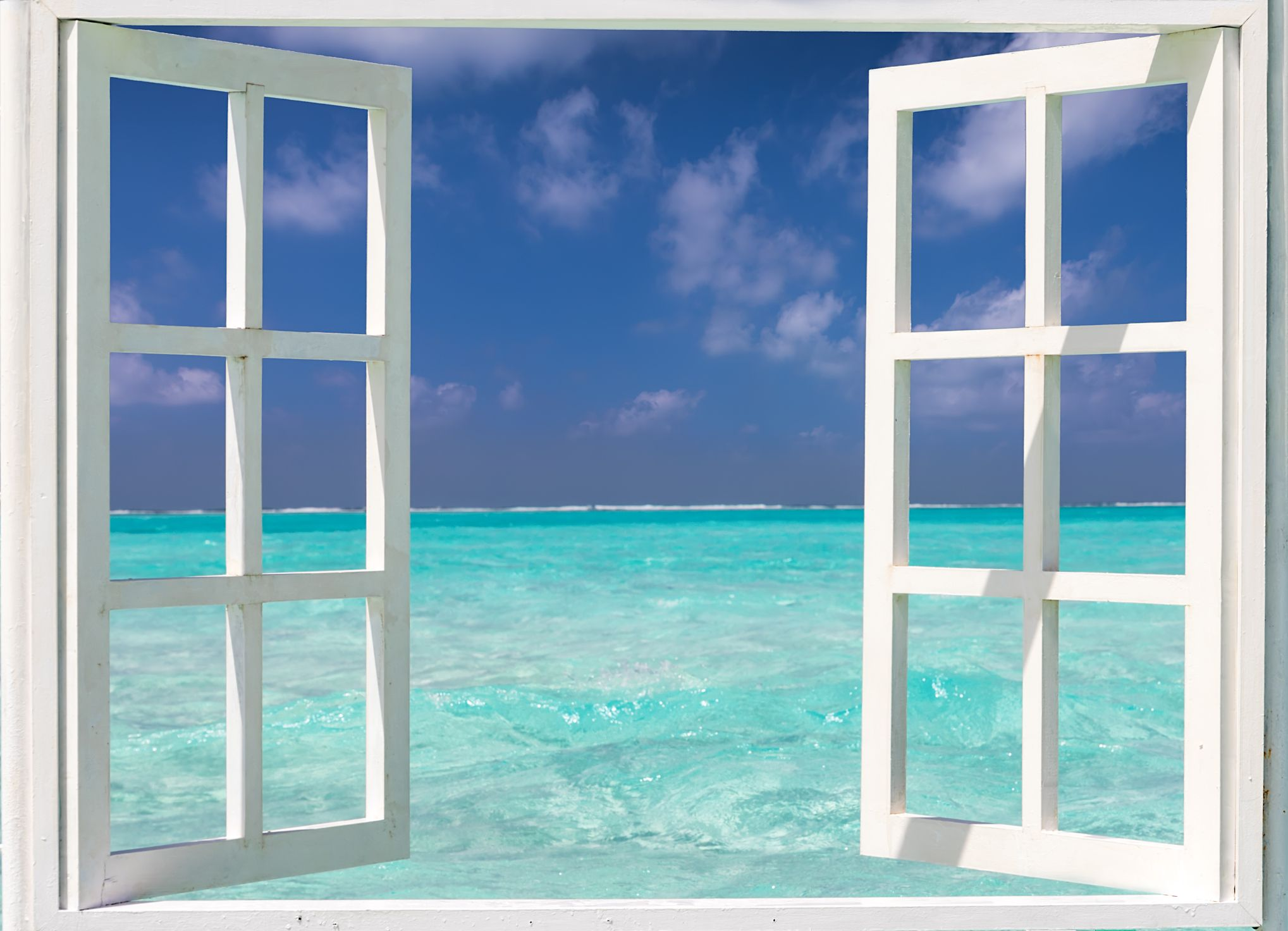 Open Your Mind Open Window Mindfulness Fresh Air
