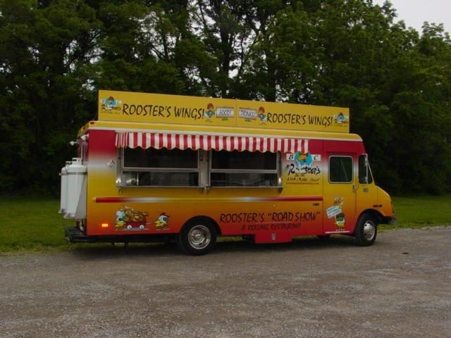 Roosters Columbus, OH By All A Cart Mfg., Inc.