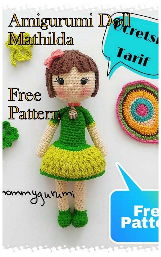 DIY Amigurumi PAP Crochet Doll – Amigurumi Patterns | 1024x640