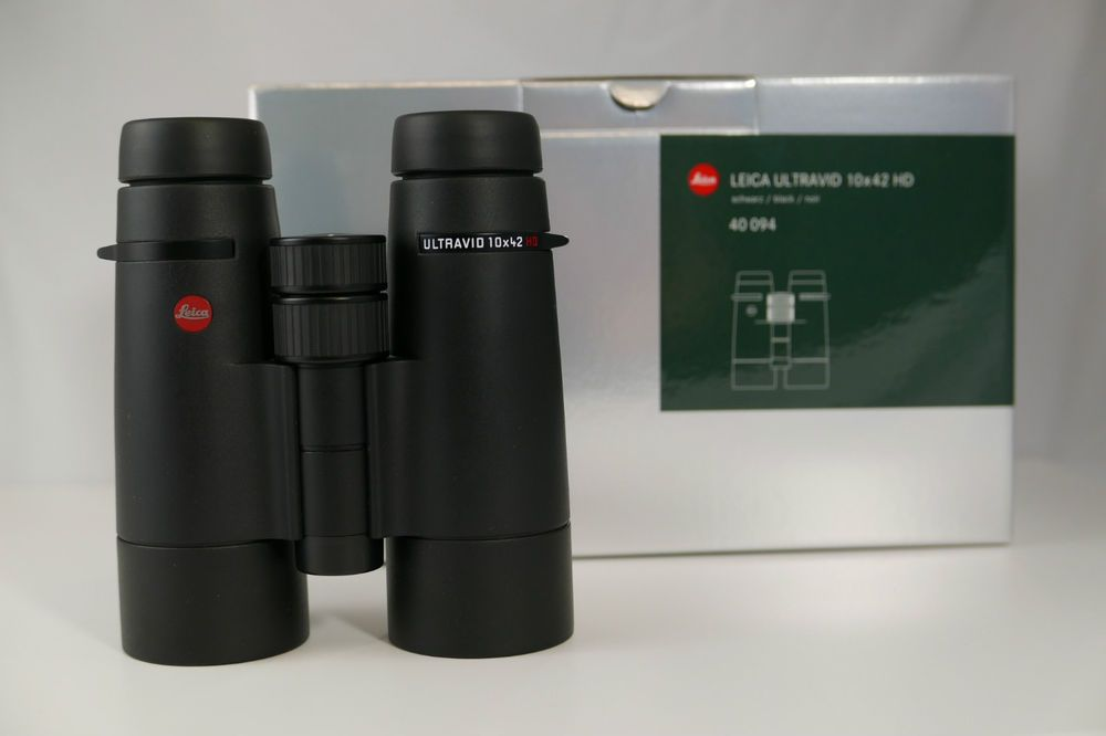 Leica fernglas ultravid hd plus demo wie neu inkl tasche