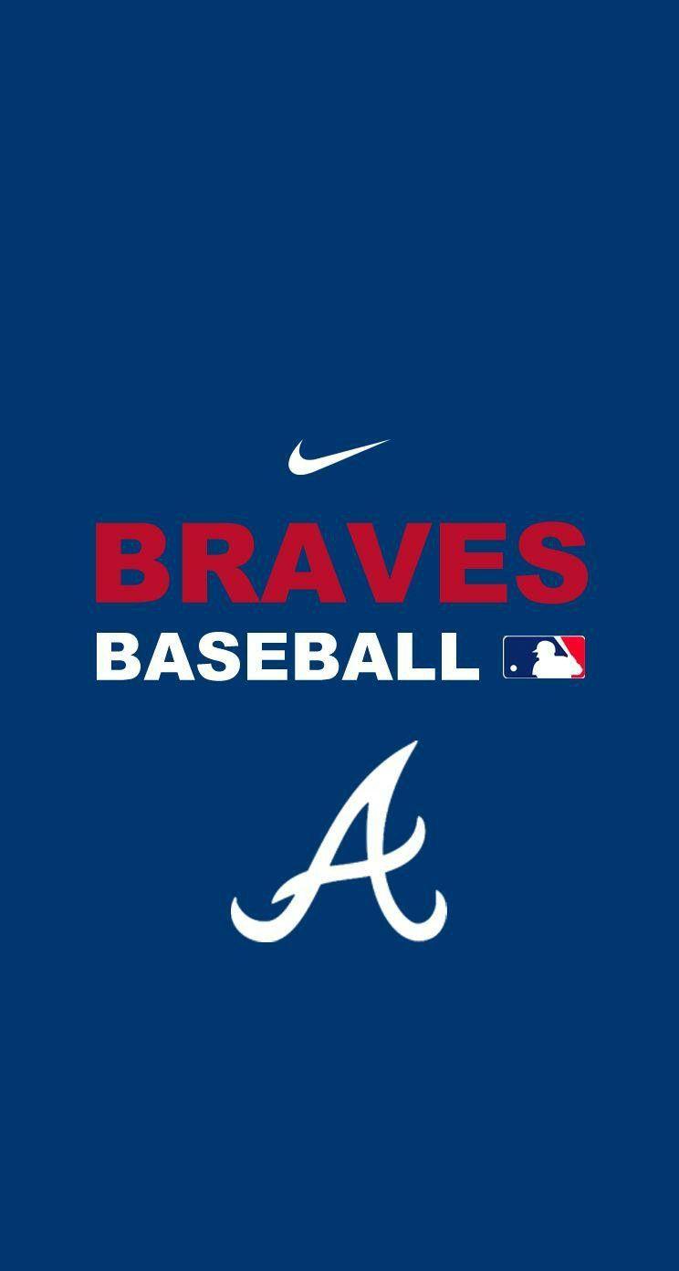 Pin By Mark Mixon On Mlb Wallpaper In 2020 Atlanta Braves Wallpaper Braves Atlanta Braves