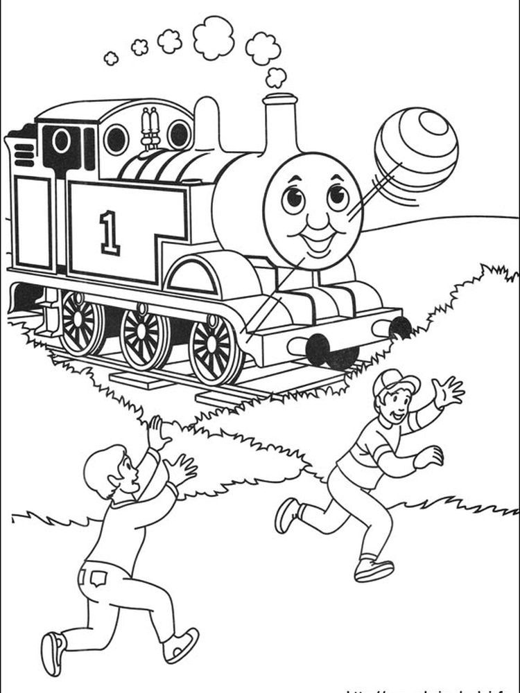 Printable Thomas And Friends Coloring Pages For Kids Free Coloring Sheets In 2020 Train Coloring Pages Cartoon Coloring Pages Coloring Pages