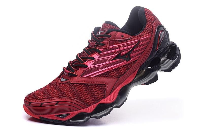 5d56b5141930 Hot Sale Mizuno Wave Prophecy 5 Professional sports Men Shoes Outdoor  Breathable Men Sneakers Weight lifting Shoes Size 40-45