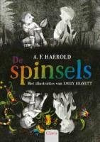 Mijn recensie over A.F. Harrold - De spinsels (2e recensie) | http://www.ikvindlezenleuk.nl/2015/11/af-harrold-de-spinsels-2e-recensie/