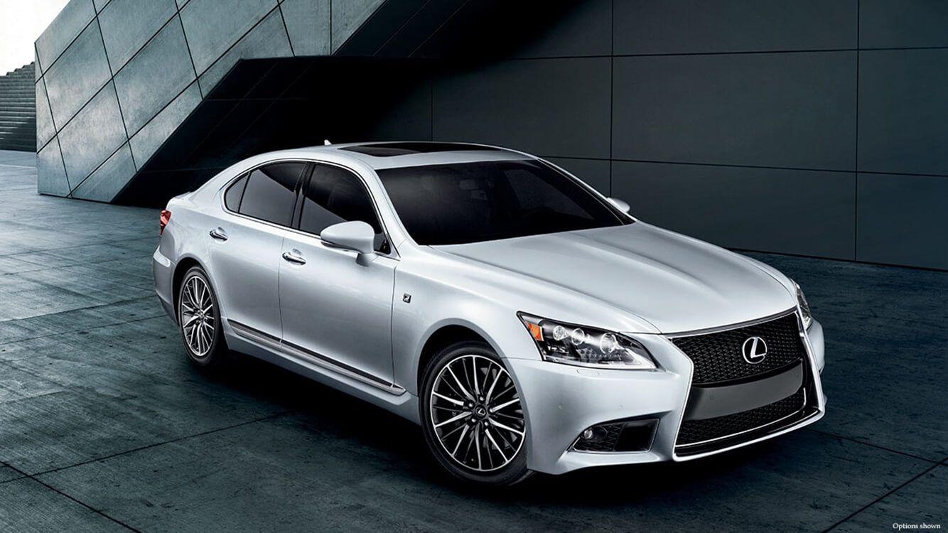 Lexus Sedan 2020 Concept,specs