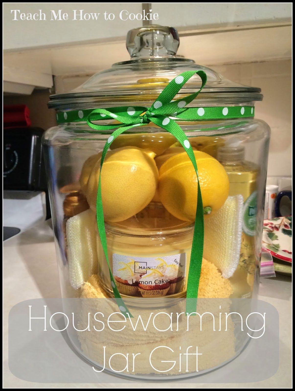 Diy Jar Gift House Warming Gift Home Housewarming Gift