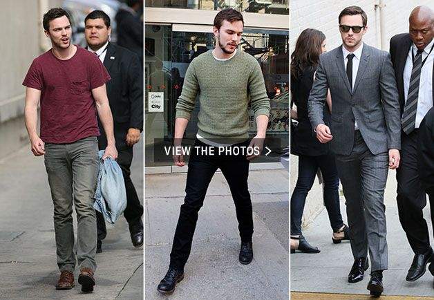 Nicholas Hoult's Tour de Force, and More of This Week's Style: The GQ Eye: GQ on Style: GQ