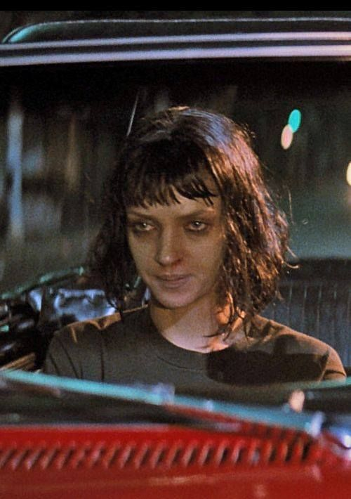 Uma Thurman Pulp Fiction Frisur