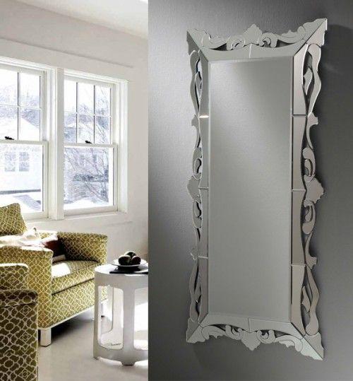 Espejo vestidor de estilo veneciano modelo sena for Espejos de vestidor