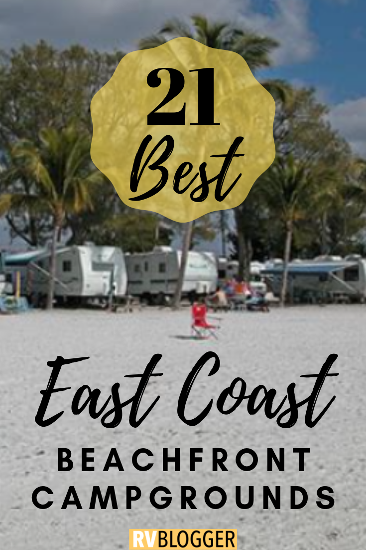 21 Best Rv Campgrounds On The Beach Rv Campgrounds Beach Camping California Beach Camping