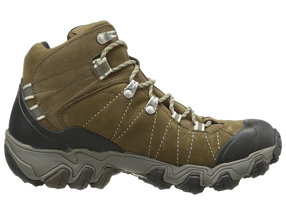 b8766085a74 Oboz Bridger BDRY Women's Hiking Boots Walnut