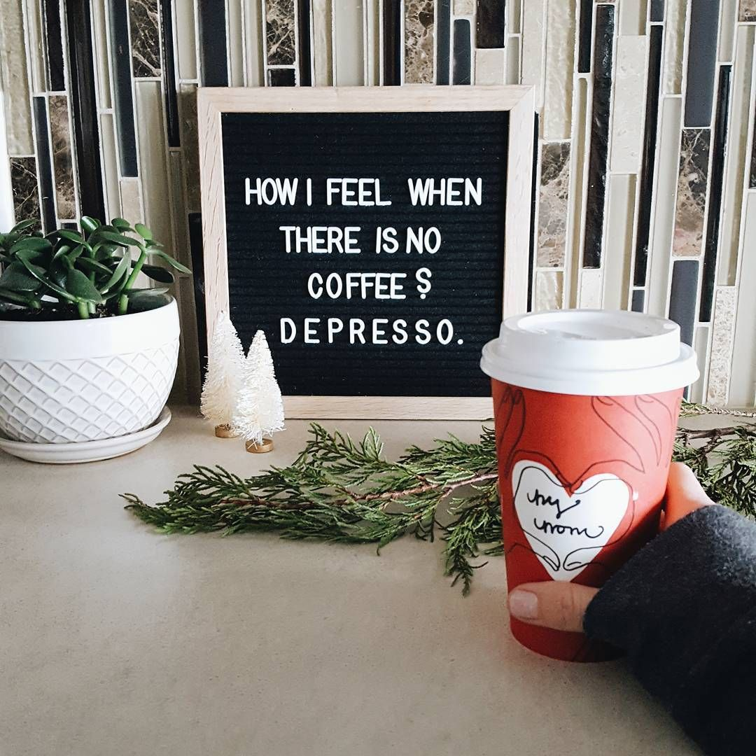 Funny Coffee Letterboard Quotes A Dash Of Mum