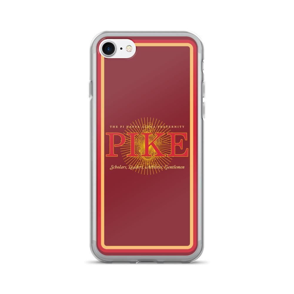 Pi Kappa Alpha iPhone 7 Case