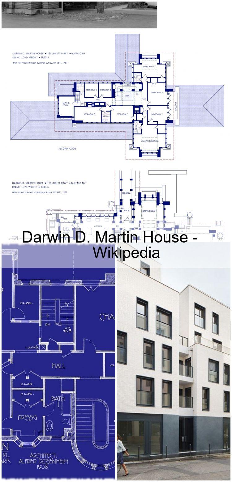 Darwin D Martin House Wikipedia 2020