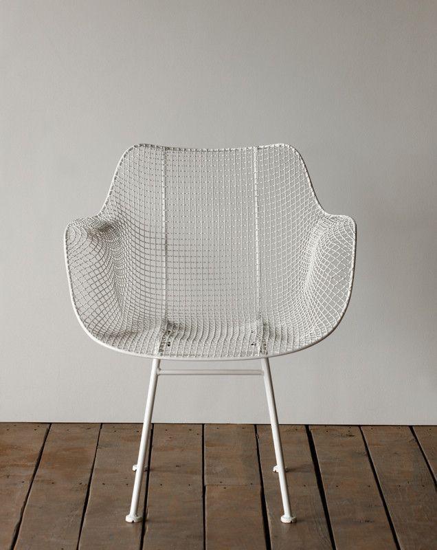 Biscayne Armchair | ICONIC | Pinterest | Sillas, Industrial y Butacas