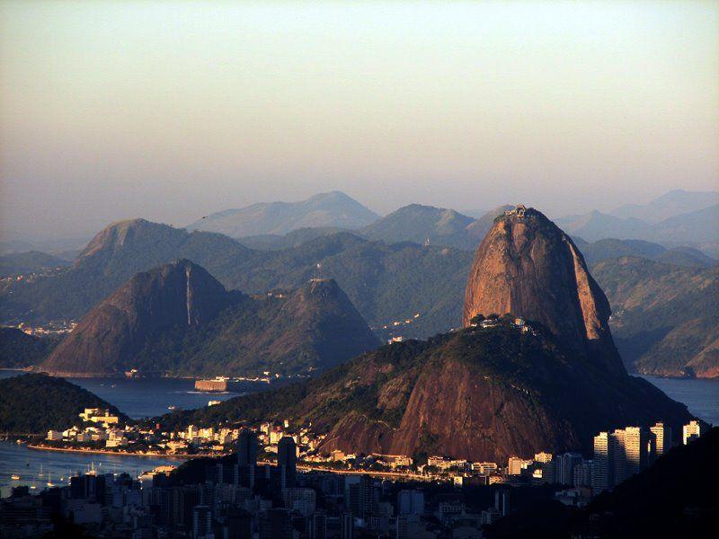 RIO DE JANEIRO - A MAIS BELA.