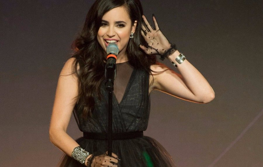 Sofia Carson Reveals Debut Song Love Is The Name On Radio Disney