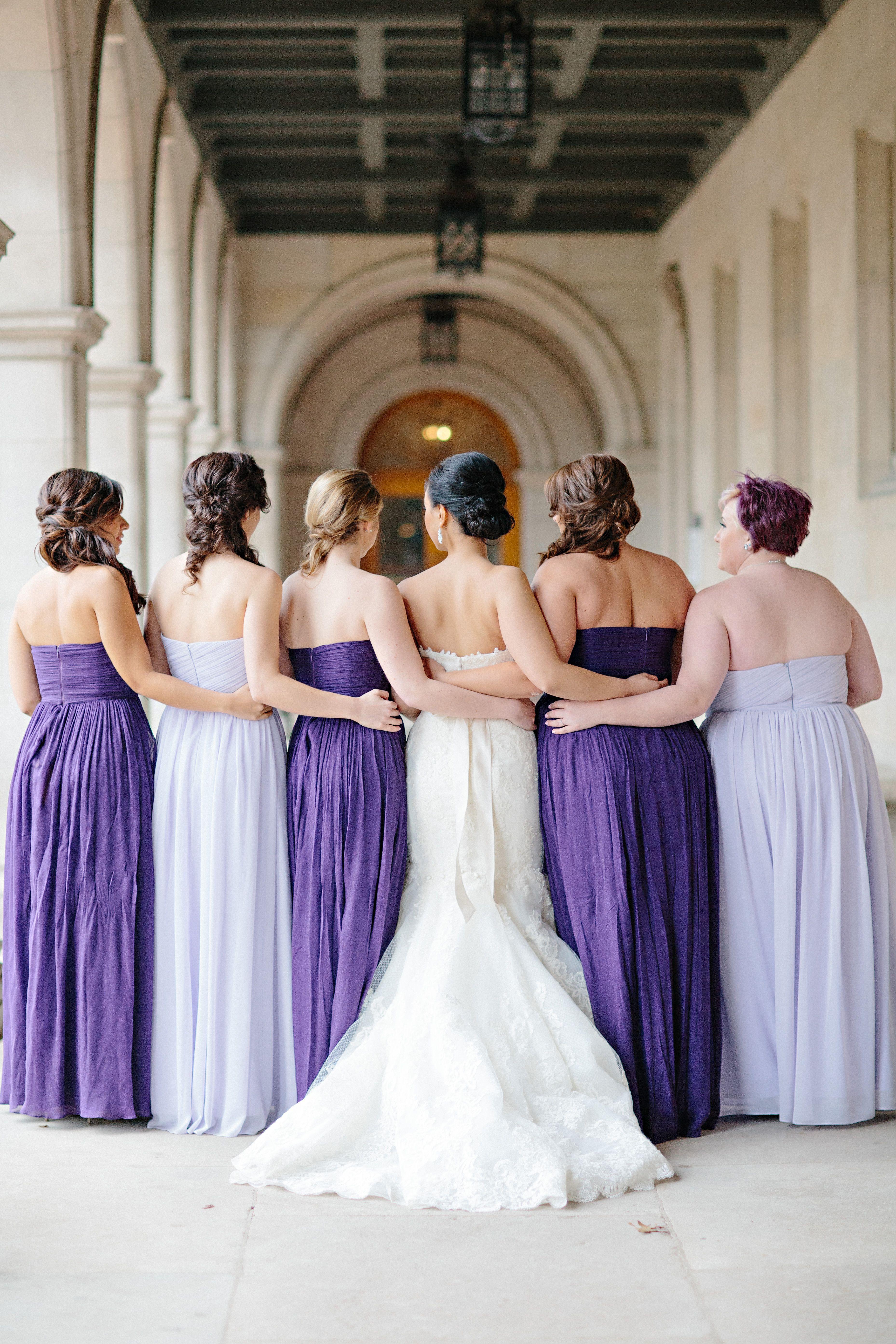 Bridal Party Lineup