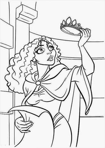 Share on Google+   Disney villains, Coloring pages ...