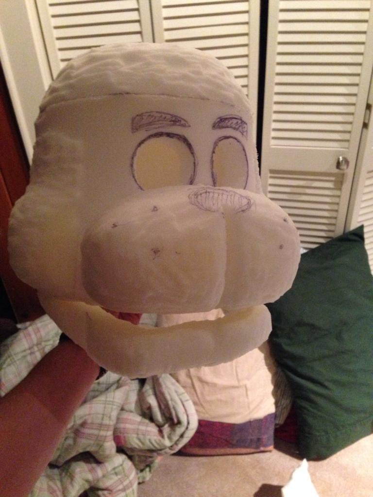 Fnaf freddy head for sale - Day One Of My Freddy Fazbear Head Build Fivenightsatfreddys