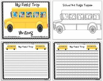 Need a great way to recap that interesting and wonderful field trip