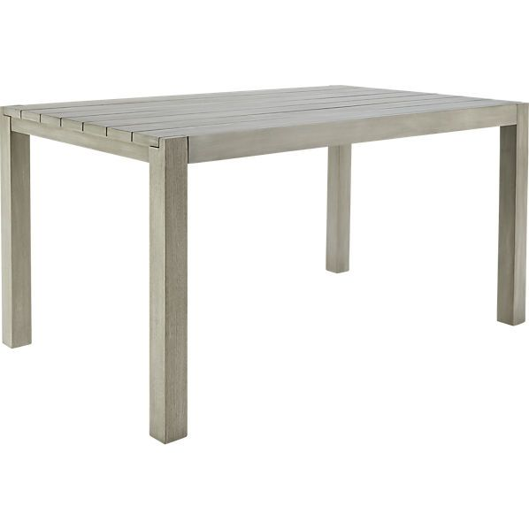 Best Dockside Ii Dining Table Cb2 Dining Table Modern 400 x 300