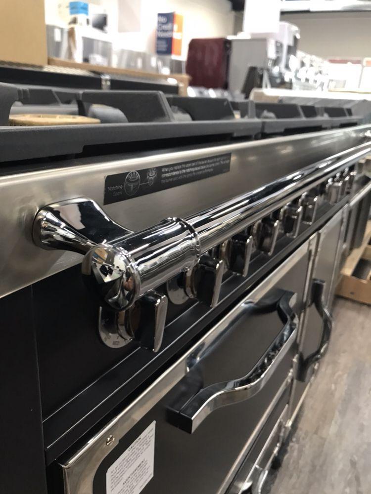 Viking Italia Dual Fuel Range Yelp Appliance Store Luxury Homes Dual Fuel Ranges