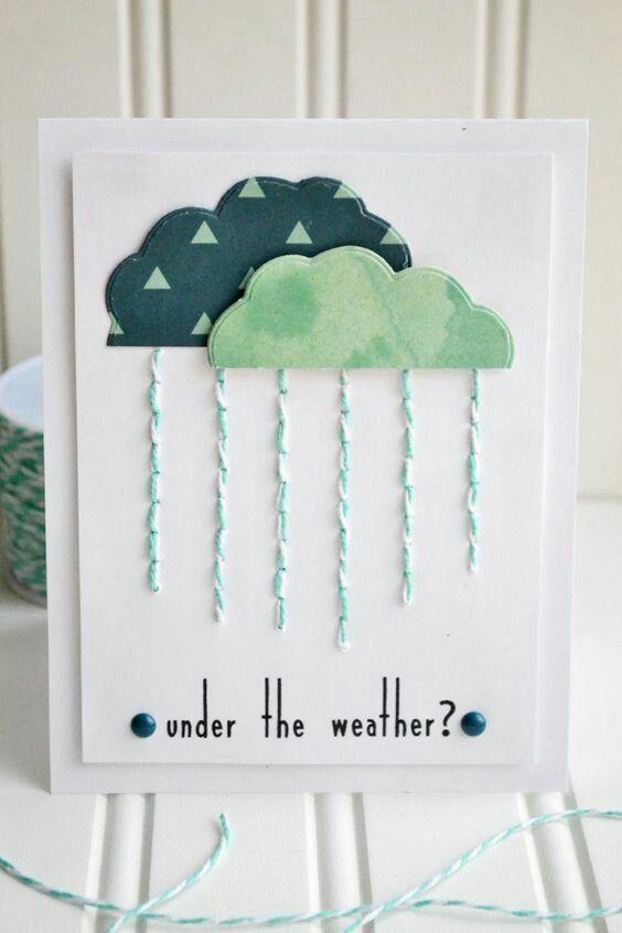 Коты пятница, открытка с облаками своими руками