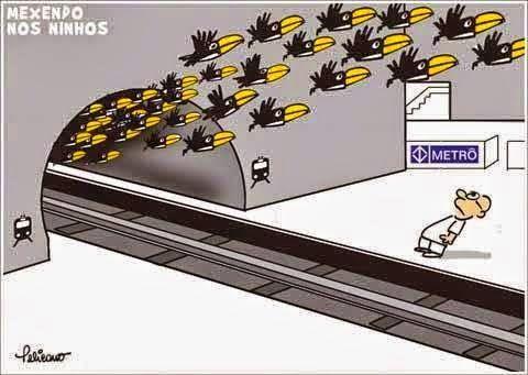 Apuração interna do governo Alckmin sobre cartel não avança há um ano.