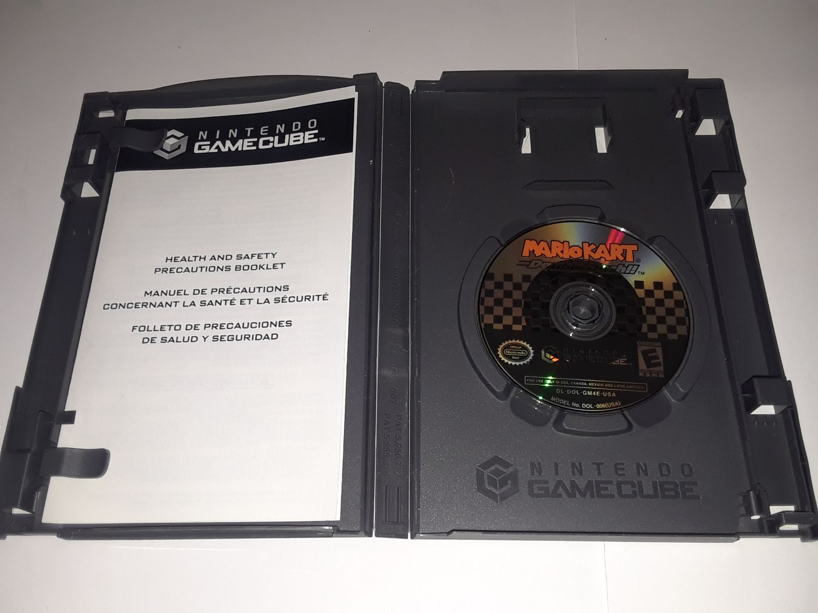 Mario Kart Double Dash Not For Resale For The Nintendo Gamecube Any Questions Feel Free To Ask Also Bundle Other Item Video Games Nintendo Gamecube Nintendo