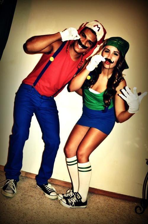 50 disfraces de halloween para enamorados costumes halloween 50 disfraces de halloween para enamorados easy costumes for couplescute solutioingenieria Images
