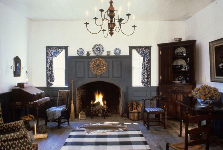 Hofwyl-Broadfield Plantation | plantation home interiors ...