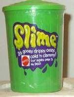 1970s mattel slime!