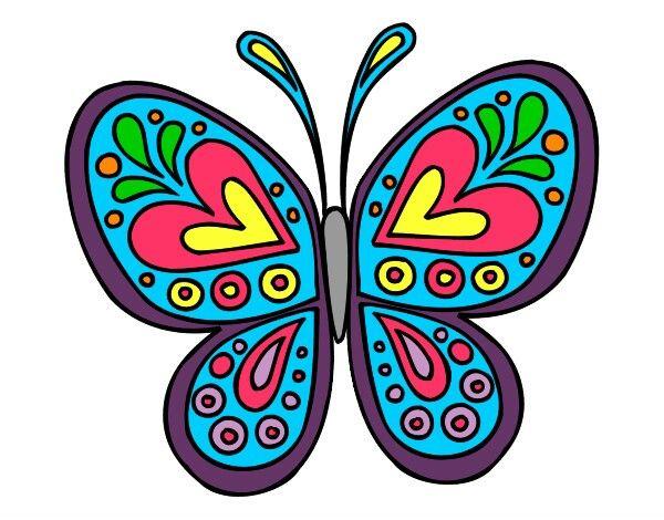 Eli-El dibujo de una mariposa es un simbolo por la amistad entre francisco y Curtis
