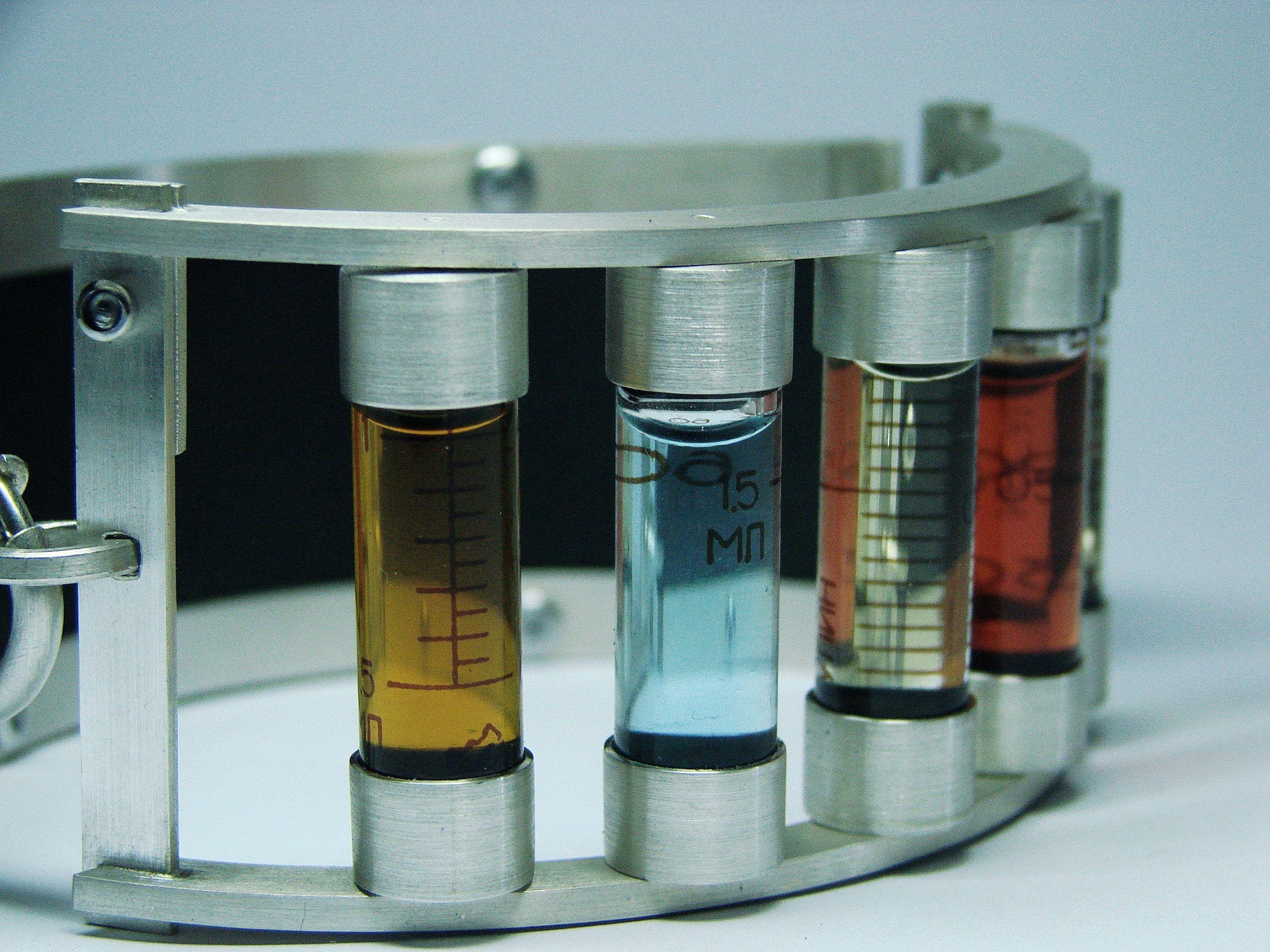 'Automotive' Bracelet Made of Car Parts & Gasoline