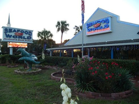 Seafood World Is One Of The Premier Steak And Buffet Restaurants In Myrtle Beach
