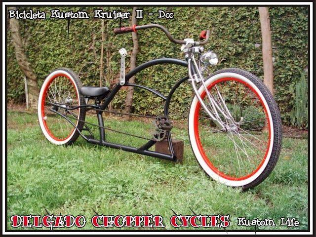 Kustom Kruiser Ii Bicycles Pinterest Kustom And Bicycling