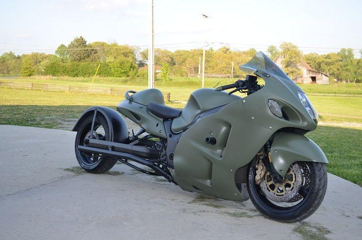 Stretch Hayabusa Big Boy Rides Bikes Motorcycle Custom