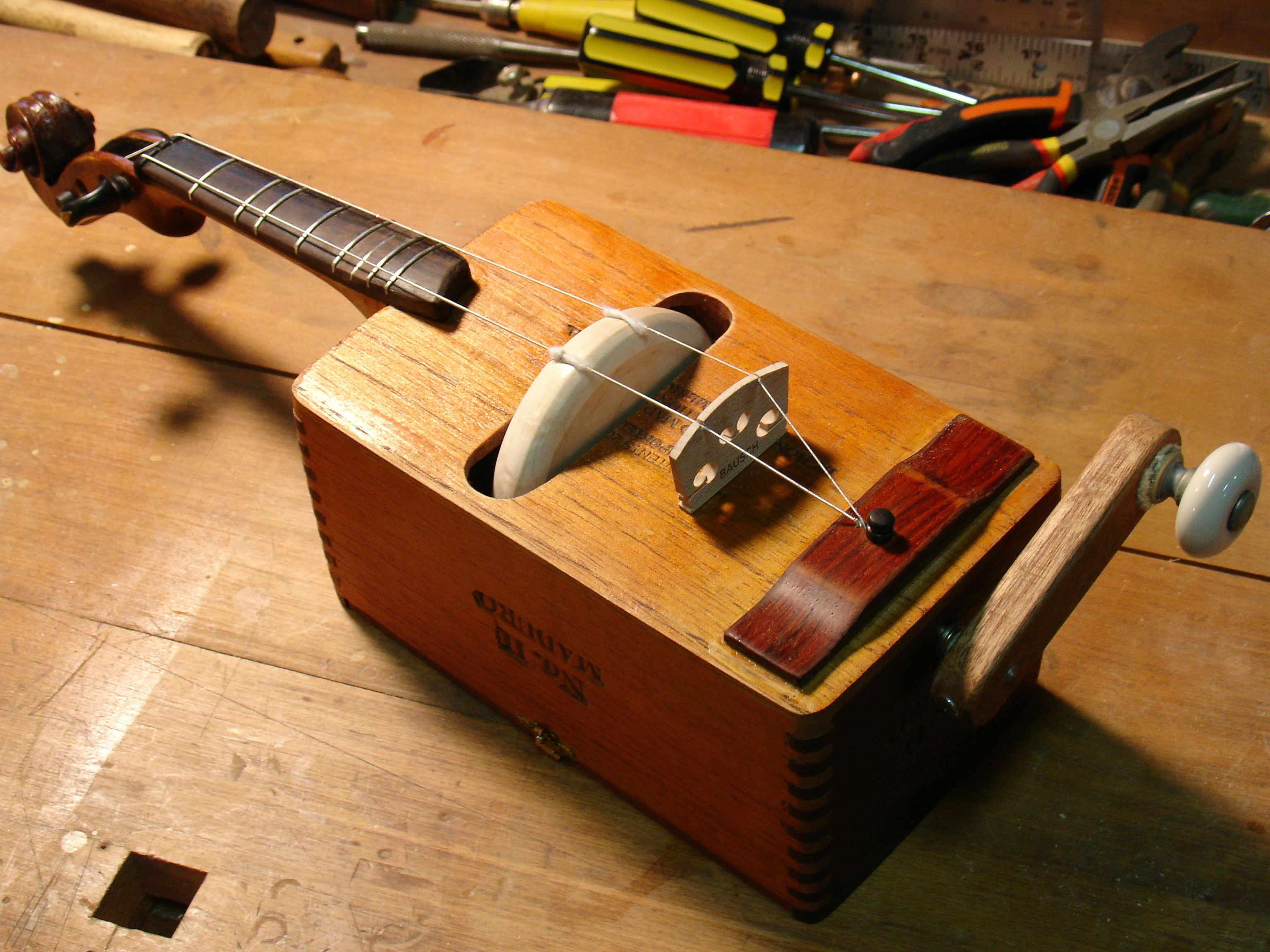 homemade hurdy gurdy google search the new mother hurdy gurdy homemade instruments. Black Bedroom Furniture Sets. Home Design Ideas