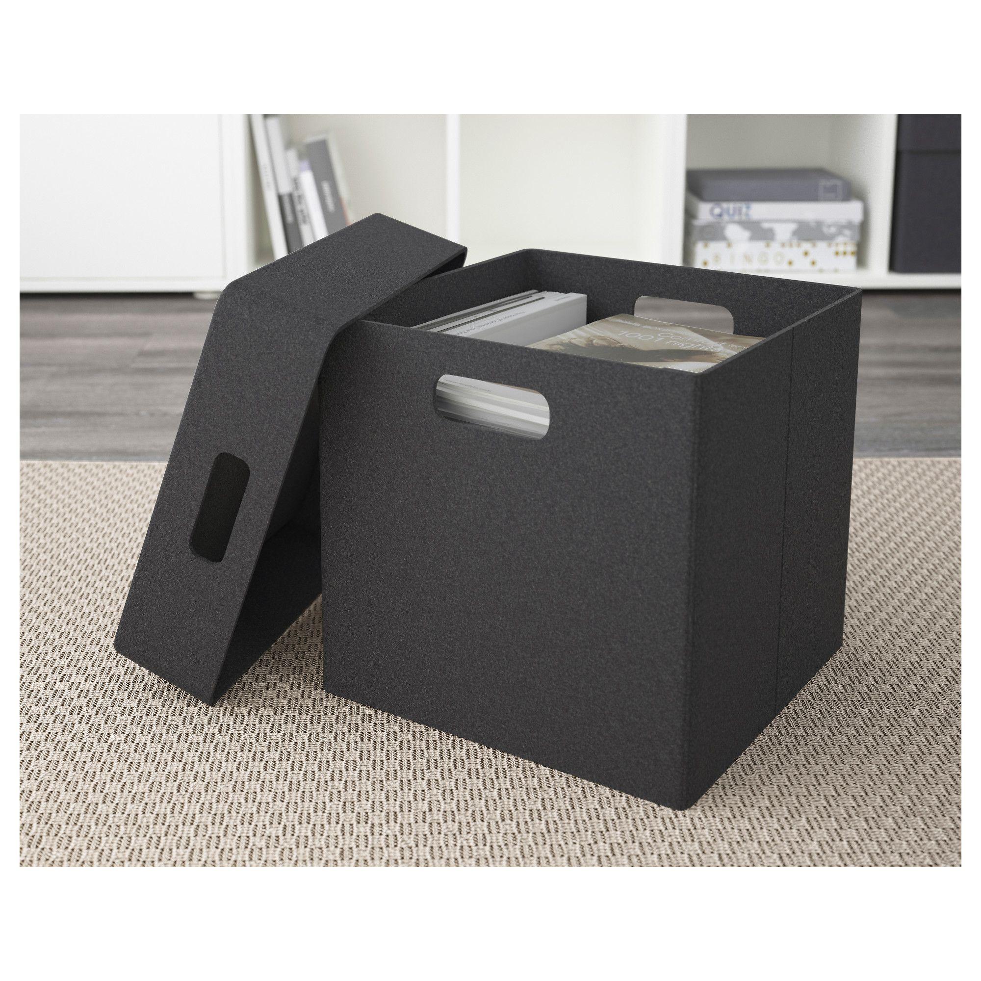 IKEA EKET box Flexible storage for your small items.  sc 1 st  Pinterest & IKEA EKET box Flexible storage for your small items. | Soverom ... Aboutintivar.Com