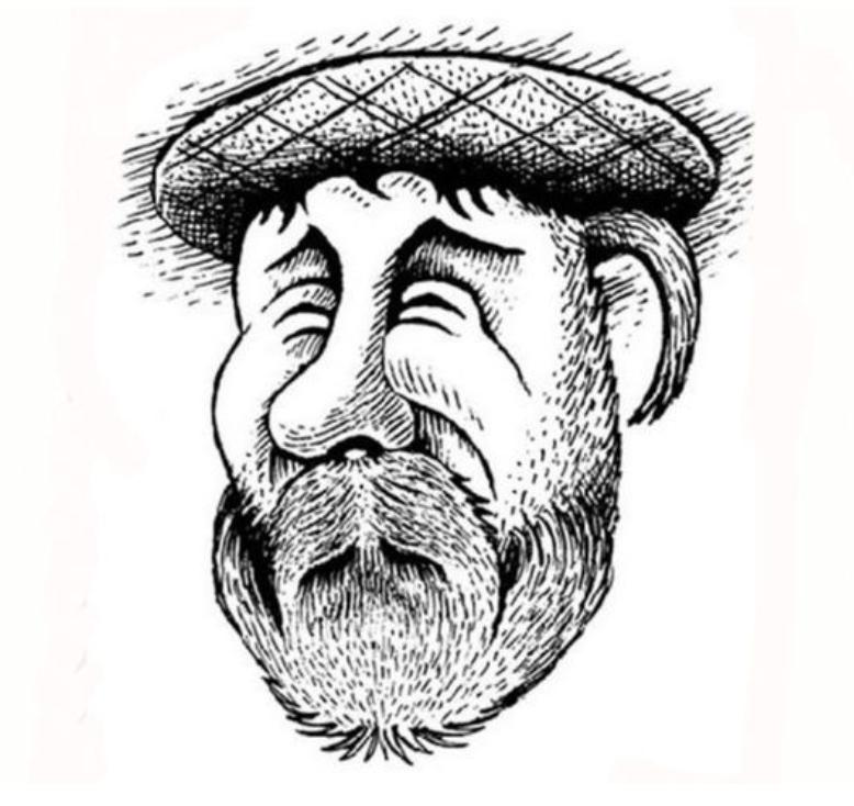 Смешные картинки переверни телефон, деда днем рождения